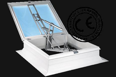AOV smoke ventilation system