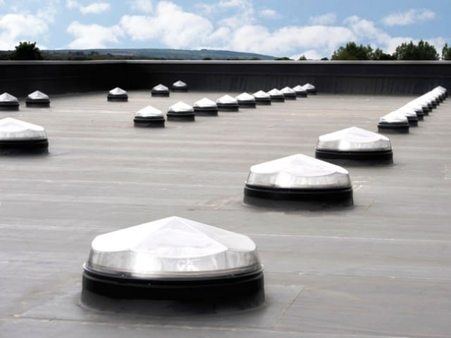 How to create more light in your home flat-roof-sunpipe How to create more light in your home make home more energy efficient
