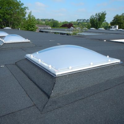 Rooflights for flat roof