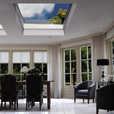 Natural lighting in buildings - rooflights