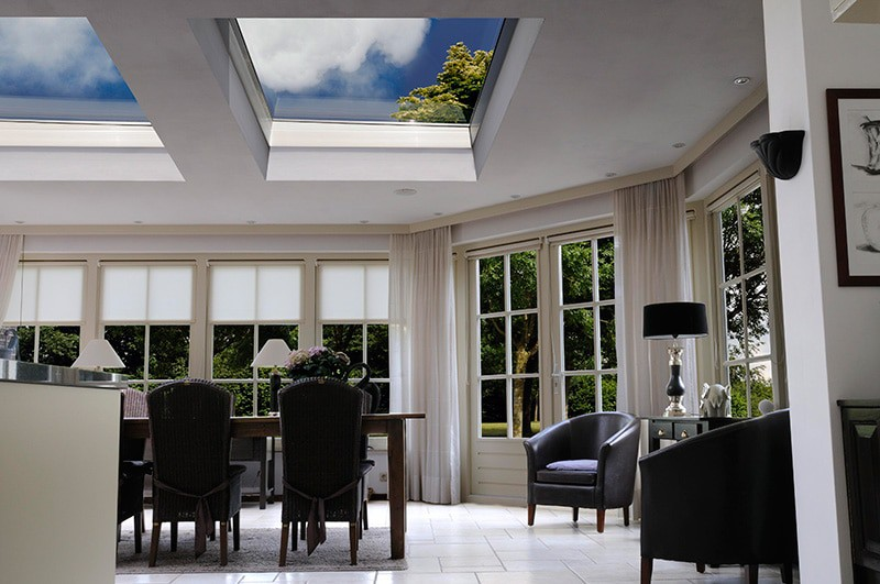 glazed-rooflight create more light in your home