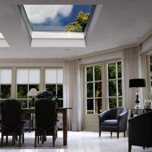 Addlite Glazed Rooflight for Flat Roofs