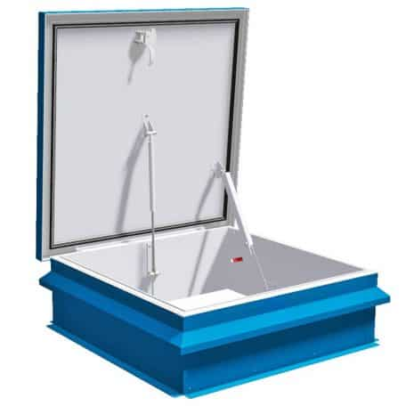 Roof Access Hatch for flat roof