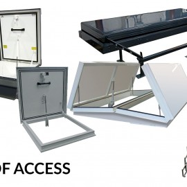 Choosing a roof hatch to suit your needs