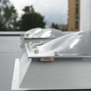 Coxdome Fixed rooflights