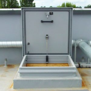 Commercial & Residential Roof Hatch – Surespan