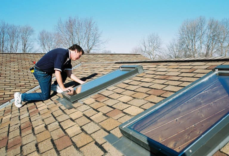 Rooflight-Repair HOW TO REPAIR A LEAKING ROOFLIGHT