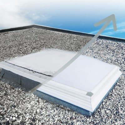 Skylight replacement kits