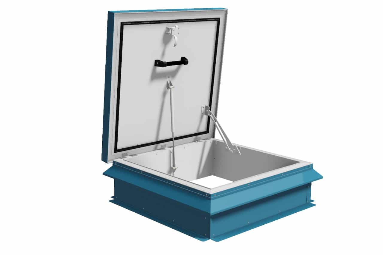 commercial residential roof hatch - Roof Hatch